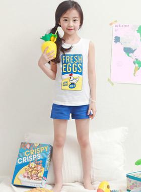 """フレッシュノースリーブの衣装<br> <font color=""""#9f9f9f"""">♡暑い夏涼しく着ている♡ <br>カラー配色でスタイルUP!</font>"""