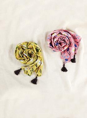 甘くスカーフ